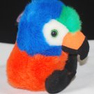 Puffkins Squawk the Parrot Plush Swibco Style 6687