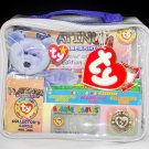 Ty Clubby II Beanie Babies Official Club Kit Platinum Edition 1999