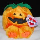 Gourdy the Pumpkin Swibco Puffkins Plush Style 6663