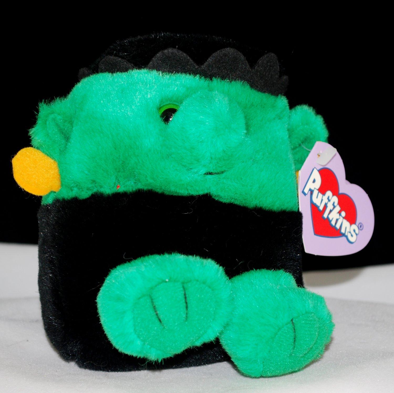 Puffkins Stitch the Frankenstein Monster Plush Style 6694
