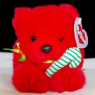 Puffkins Jangles the Red Bear Limited Edition Swibco Style 6705