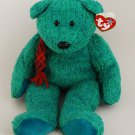 Ty Beanie Buddy Wallace the Bear Plush Style 9387