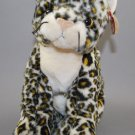 Ty Beanie Buddy Sneaky the Leopard Plush Style 9376