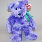 Employee Bear Ty Beanie Buddy Plush Style 9373