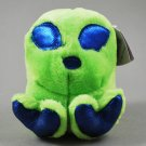 Roswell the Green and Blue Alien Swibco Puffkins Plush Style 6706