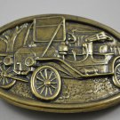 1985 Avon Men's Americana Ford Model T Car Belt Buckle