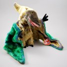 Swoop The Pterodactyl Tie-Dye Plush Ty Beanie Buddy Style 9391