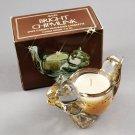 Vintage Avon Bright Chipmunk Fragrance Candlette Candle Holder