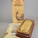 Avon 1979 Farmers' Almanac Thermometer and Gentlemen's Blend Fragrant Soaps
