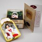 1998 Hallmark Barbie Holiday Voyage Homecoming Keepsake Christmas Ornament