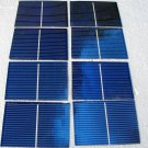 "36- 2""x3"" (NEW) 1.22 amps solar cells, for making DIY solar panels"