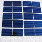 "36 - 1""x3""  solar cells not broken little off cut free shipping to us, ca"