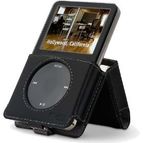Belkin Kickstand Case for iPod 5G, 5.5G (Black)