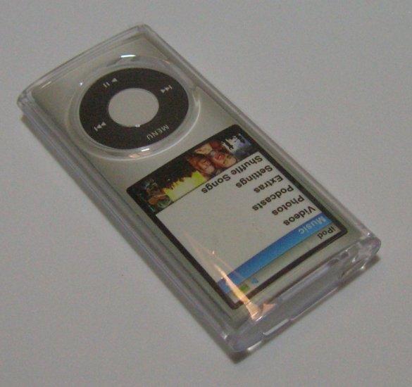 Belkin Clear Acrylic Case for iPod nano