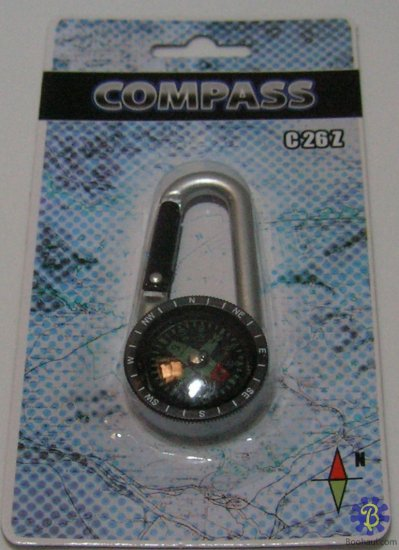 Key Chain-Compass