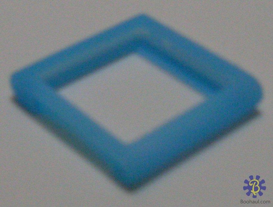 On Sale : Silicone Skin Cover Case For iPod Nano 6th Gen. (Blue)