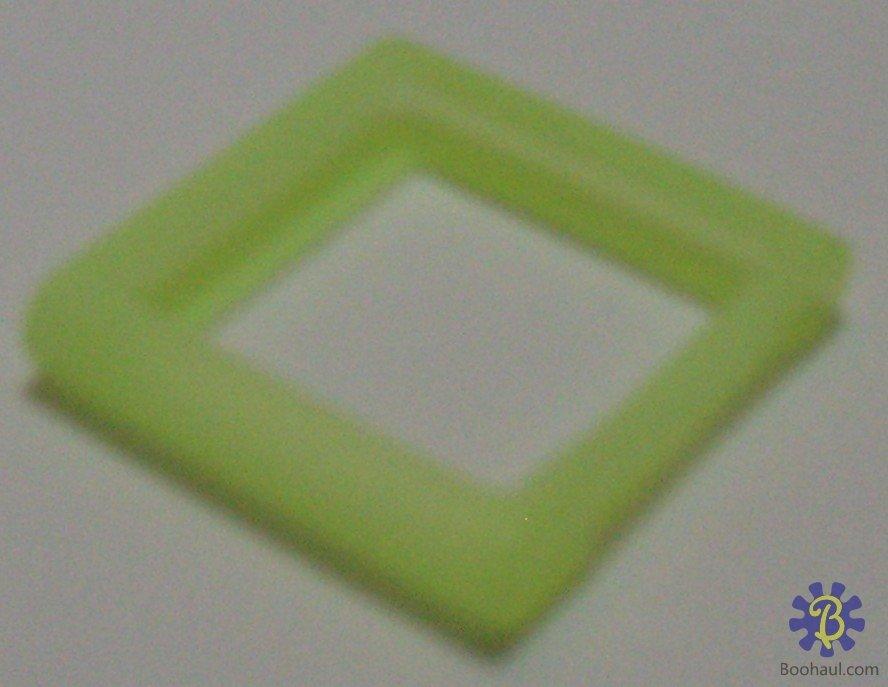 On Sale : Silicone Skin Cover Case For iPod Nano 6th Gen.  (Green)