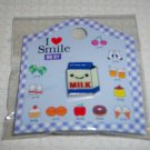 I love Smile Milk Carton Badge