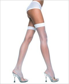 Sheer Stocking - Plus Size