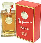 TOUCH by Fred Hayman EDT SPRAY 3.4 OZ & BODY LOTION 6.7 OZ