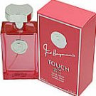 TOUCH WITH LOVE by Fred Hayman EAU DE PARFUM SPRAY 3.4 OZ, BODY LOTION 6.7 OZ & SHOWER GEL 6.7 OZ