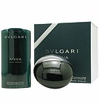 BVLGARI AQUA by Bvlgari EDT SPRAY 3.4 OZ & SHAMPOO AND SHOWER GEL 6.8 OZ