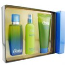 CANDIES by Liz Claiborne COLOGNE SPRAY 3.4 OZ & HAIR GEL 6.7 OZ & MASSAGE OIL SPRAY 4.2 OZ