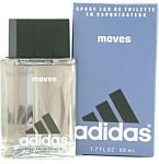 ADIDAS MOVES by Adidas EDT SPRAY 1 OZ