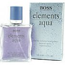 AQUA ELEMENTS by Hugo Boss EDT SPRAY 3.3 OZ