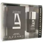 AZZARO by Azzaro EDT SPRAY 3.4 OZ & FREE DEODORANT STICK 2.25 OZ