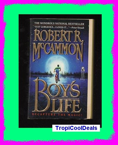 boy s life by robert mccammon summary Boy's life (1991)[edit] see this is my opinion: we all start out knowing magic we  are born with whirlwinds, forest fires, and comets inside us we are born able to.