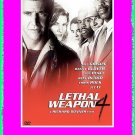 Lethal Weapon 4 New/Sealed