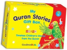 My Quran Stories Gift Box (20 Quran Stories for Little Hearts)