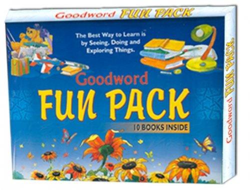 Goodword Fun Pack (Ten Story Books )