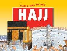 Zaahir & Jamel the Camel at the Hajj