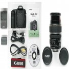 Canon EOS 40D Digital SLR with 17-85mm IS Lens Kit Free Delivery to USA Canada UK Europe Worldwide