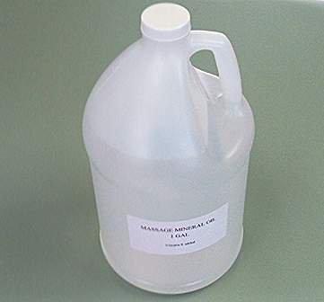 Mineral Oil 1lb. Bottle