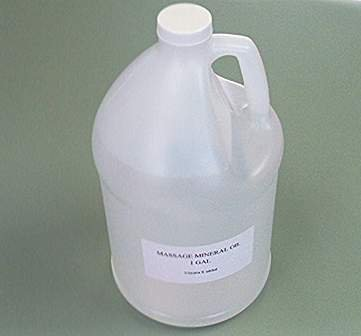 Mineral Oil 1 Gallon Jug