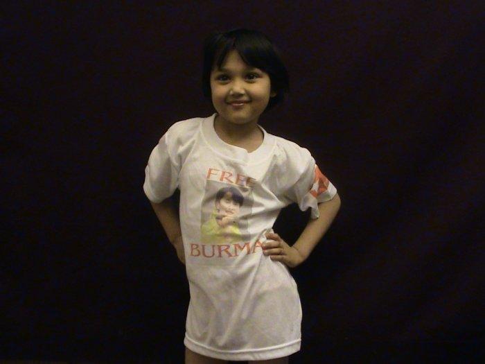 Free Burma T Shirts