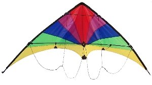INVADER STUNT KITE 4.5ft WINGSPAN - VERY EASY TO FLY