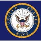 US NAVY 12x18 Flag w/Brass Grommets