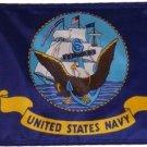 Classic US NAVY 3x5 Flag w/Brass Grommets