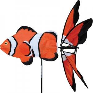 "24"" Clownfish Aquatic Spinner"