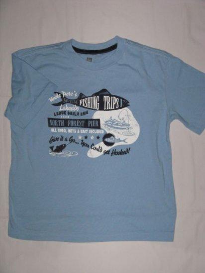 GAP blue t-shirt