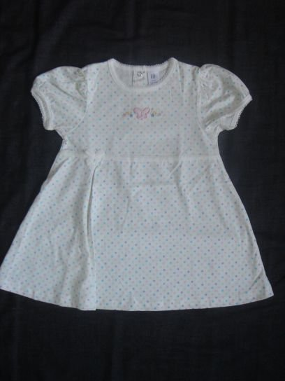 Baby GAP polkadot dress