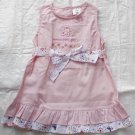 Laura Ashley baby dress with ruffle