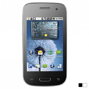 "Y9300 - Android 2.3 with 3.5"" Capacitive Touch Screen Smart Phone(TV,WIFI,FM, Dual SIM)"