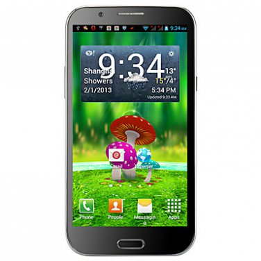 S1 MT6577 1GHz Android 4.1 Dual Core 5.7Inch IPS Capacitive Touchscreen Cell Phone(WIFI,FM,3G,GPS)
