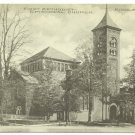 First Methodist Church Middletown CT c. 1910 Postcard