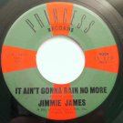 Jimmie James It Ain't Gonna Rain No More 45 rpm